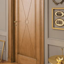 le cifre - door detail code 2-11 alder stained antique light walnut