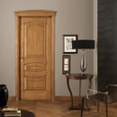 intarsio - door code 6-17 alder stained antique light walnut
