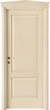 code 2-14 alder veneziana finish - gable doorhead with standard casings