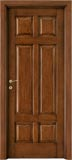 code 5-60 alder stained antique dark walnut - smooth casings