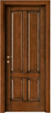 code 5-40 alder stained antique dark walnut - smooth casings