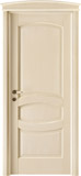 code 6-17 alder veneziana finish - bowed doorhead with standard casings