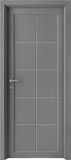 code L-32 alder grey lacquered - flat casings