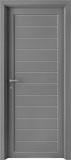 code L-34 alder grey lacquered - flat casings