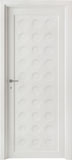 code L-30 alder white lacquered - flat casings