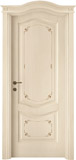 code 7R-17 alder veneziana finish with filetti decor - 700R doorhead with smooth casings