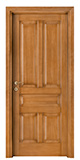 code P-50 tulipwood antique light walnut - smooth, standard casings