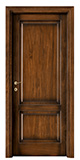 code P-14 tulipwood antique dark walnut - smooth, standard casings
