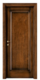 code P-11 tulipwood antique dark walnut - smooth, standard casings