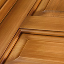 prima - detail in tulipwood antique light walnut
