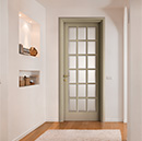 i laccati - door code 2-20 alder beige lacquered finish