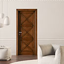 riquadri  - doors code R-33 oak antique dark base