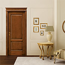 formelle - door code 2-14 alder antique light walnut