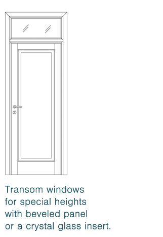 plain transom window