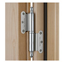 a new finish for in style hinges